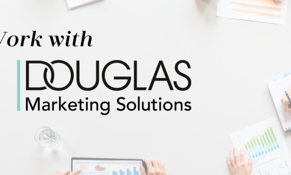 Cooperation with Douglas Marketing Solutions
