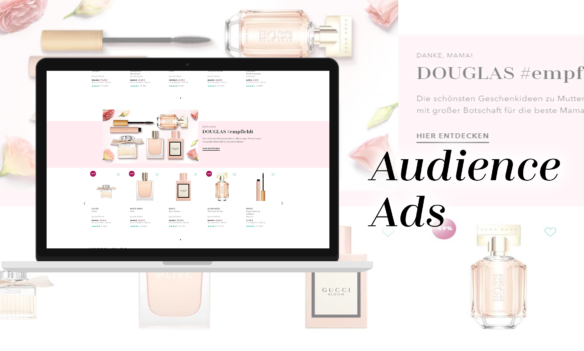 Audience Ads: much more than a display banner – targeted advertising in the customer's visual field with contextual targeting